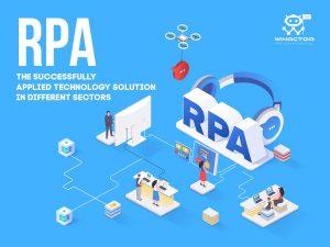 RPA – โซลูชันที่ประสบความสำเร็จในการนำไปใช้ในอุตสาหกรรมต่างๆ
